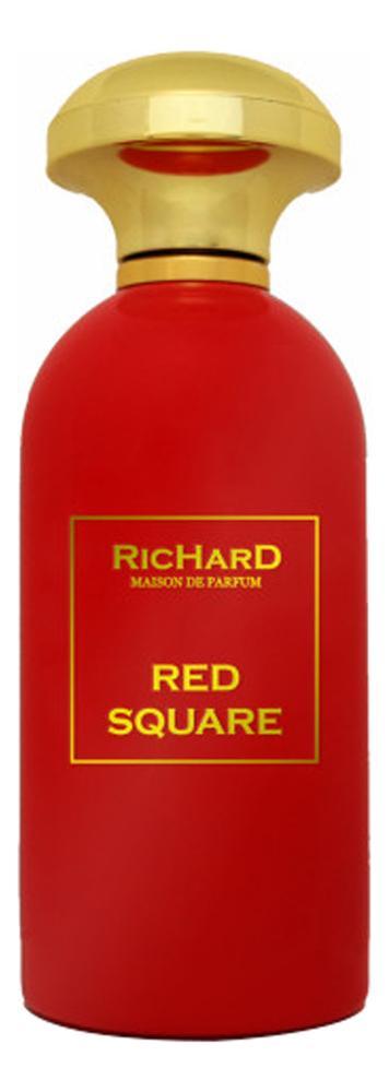 Christian Richard Red Square