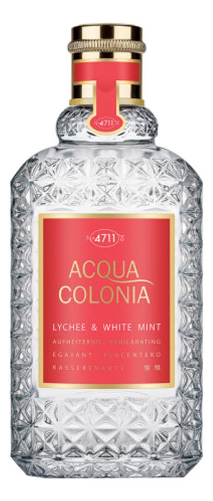Maurer & Wirtz 4711 Acqua Colonia Lychee & White Mint