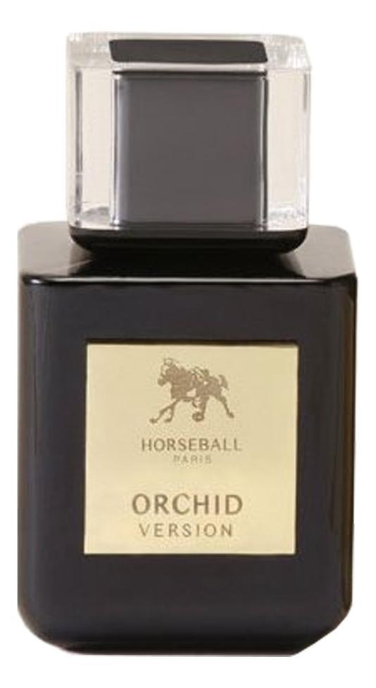 Horseball Orchid Version