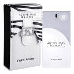 Chris Adams Active Blanc