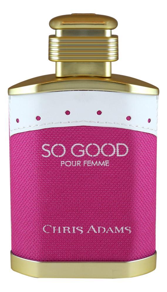 Chris Adams So Good Pour Femme