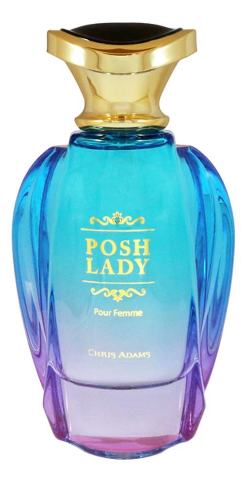 Chris Adams Posh Lady