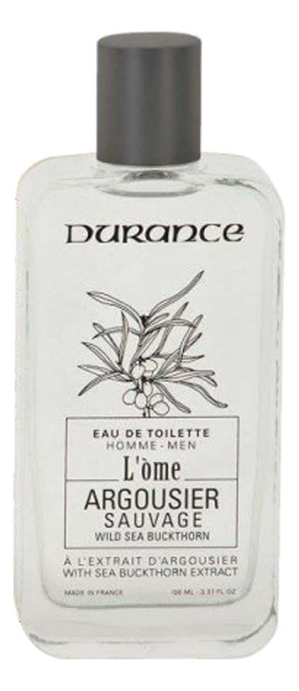 Durance L'ome Argousier Sauvage