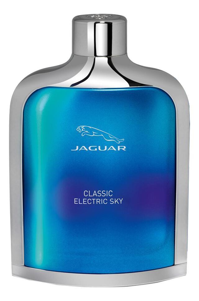 Jaguar Classic Electric Sky