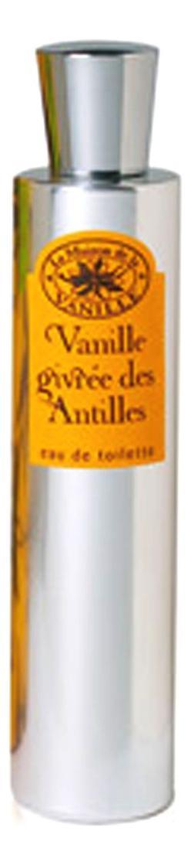La Maison de la Vanille Vanille Givree Des Antilles