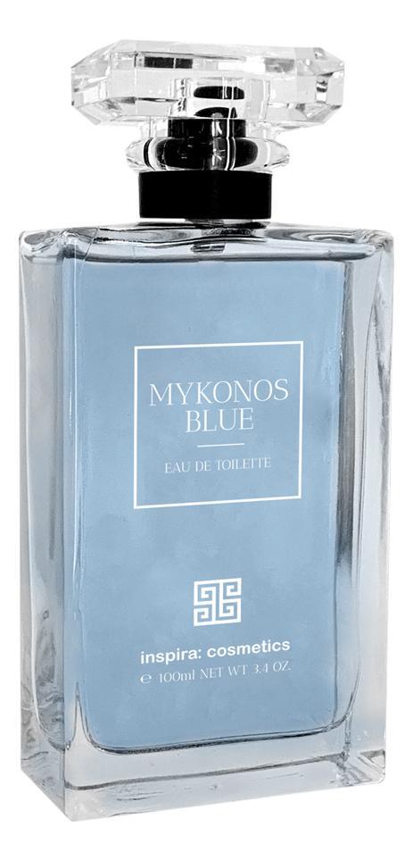 Inspira: cosmetics Mykonos Blue