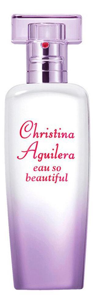 Christina Aguilera Eau So Beautiful