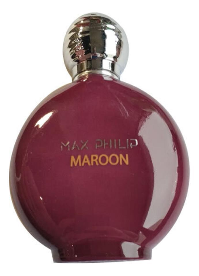 Max Philip Maroon