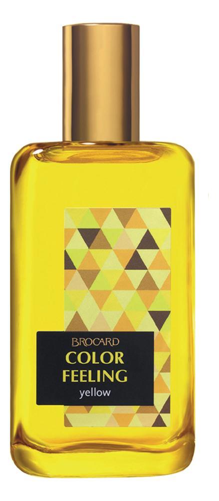 Brocard Color Feeling Yellow