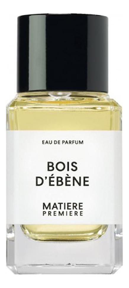 Matiere Premiere Bois D'ebene