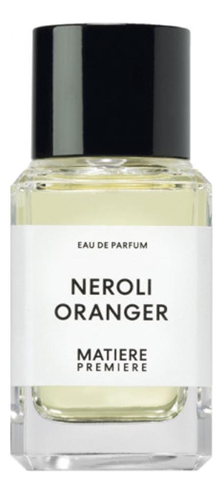 Matiere Premiere Neroli Oranger