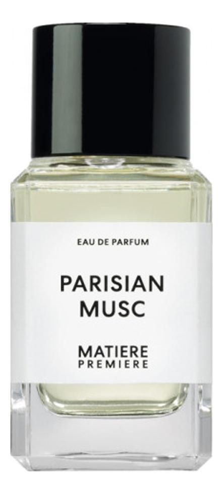 Matiere Premiere Parisian Musc