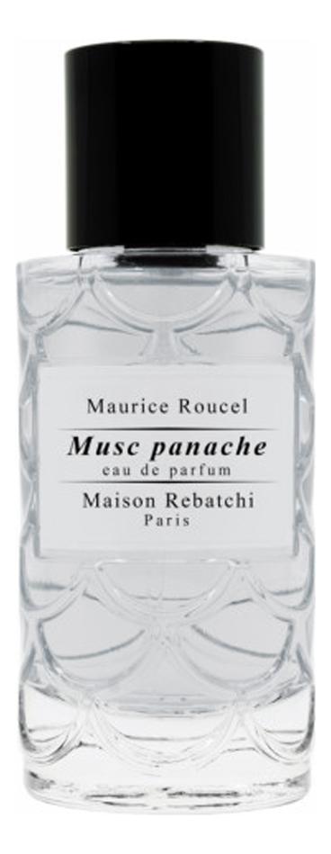Maison Rebatchi Paris Maison Rebatchi Paris Musc Panache
