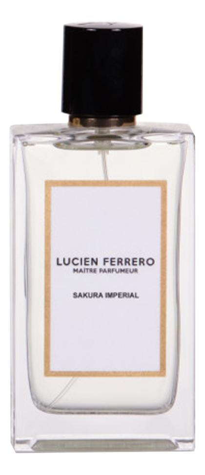 Lucien Ferrero Maitre Parfumeur Sakura Imperial