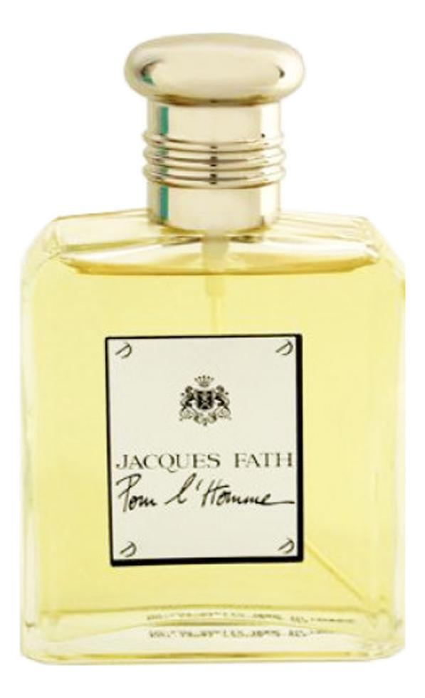 Jacques Fath Fath Pour L'Homme