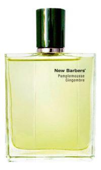 Les Parfums Suspendus New Barbers Pamplemousse Gingembre