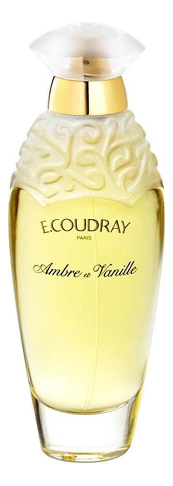E. Coudray Ambre Et Vanille
