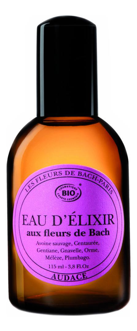 Les Fleurs de Bach Eau D'Elixir Audace
