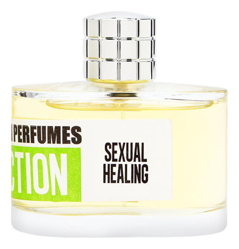 Mark Buxton Sexual Heeling