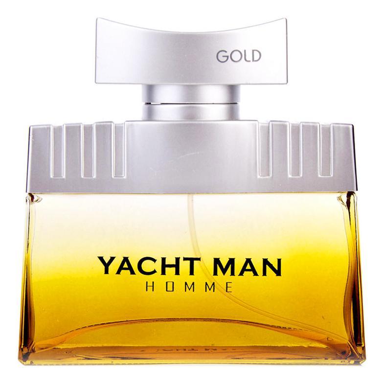 Myrurgia Yacht Man Gold