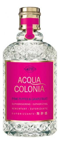 Maurer & Wirtz 4711 Acqua Colonia Pink Pepper & Grapefruit