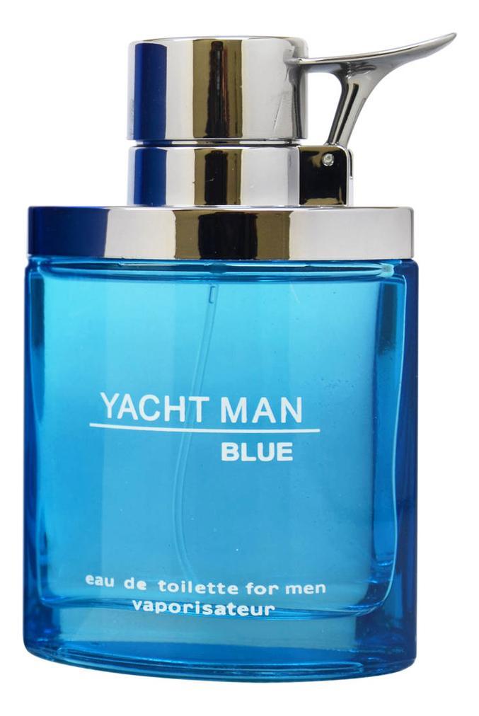 Myrurgia Yacht Man Blue