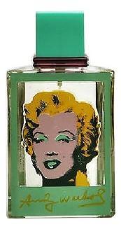 Andy Warhol Marilyn Bleu