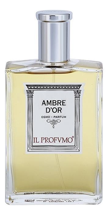 IL Profvmo Ambre D'Or Parfum