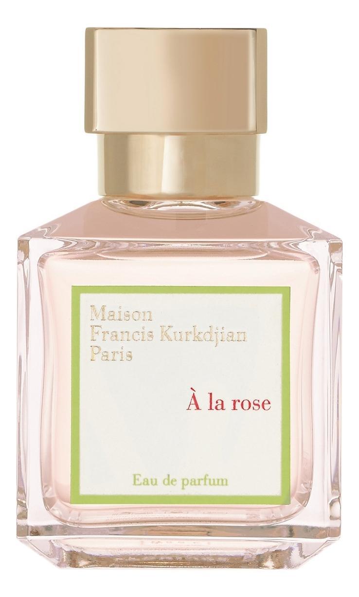 Francis Kurkdjian A La Rose
