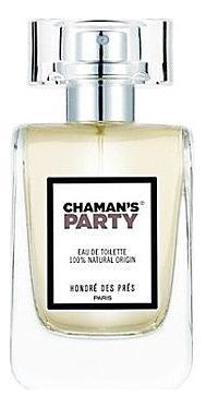 Honore des Pres Chaman's Party
