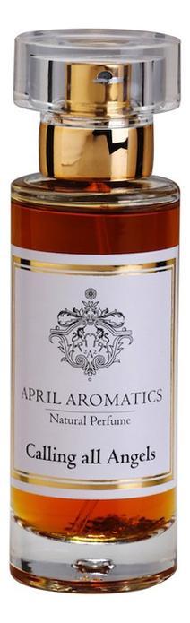 April Aromatics Calling All Angels