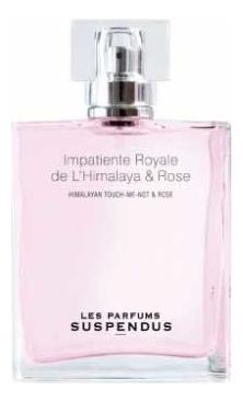 Les Parfums Suspendus Impatiente Royale De L'Himalaya & Rose