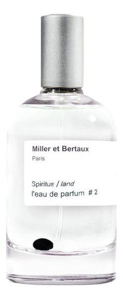 Miller et Bertaux Spiritus/Land No 2