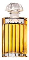 Balenciaga Le Dix Perfume Винтаж