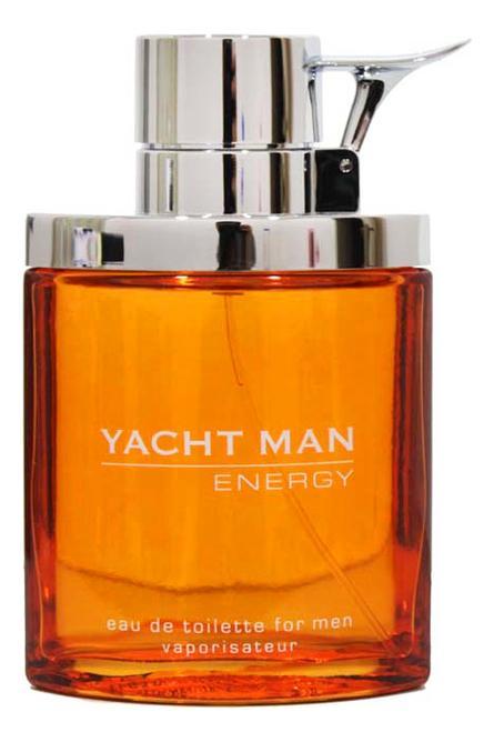 Myrurgia Yacht Man Energy