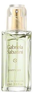 Gabriela Sabatini Happy Life