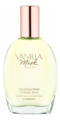 Coty Vanilla Musk