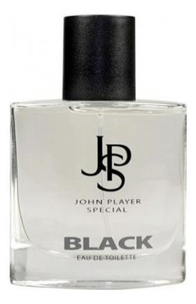John Player Special Black