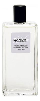 Gandini Lavander & Gold Amber