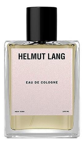 Helmut Lang Eau De Cologne (2014)