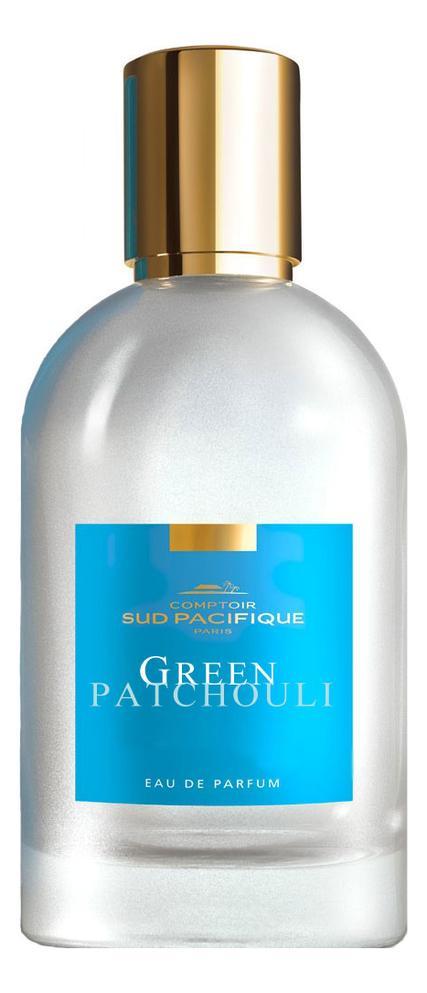 88346 comptoir sud pacifique green patchouli