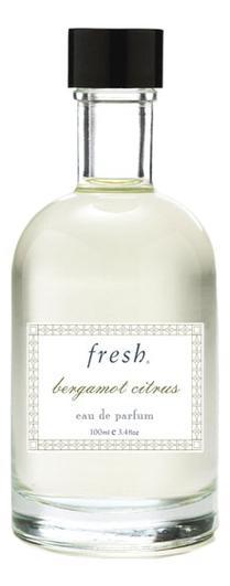 Fresh Bergamot Citrus