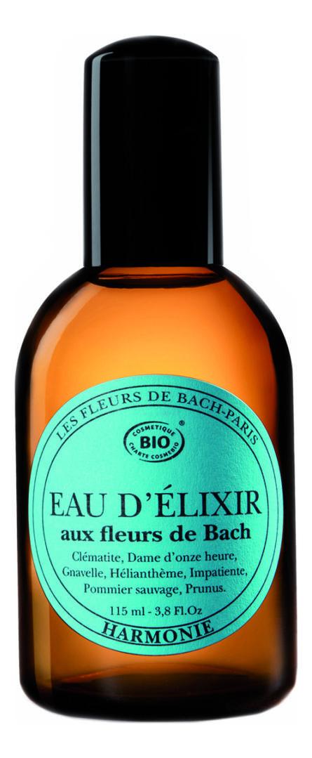 Les Fleurs de Bach Eau D'Elixir Harmonie