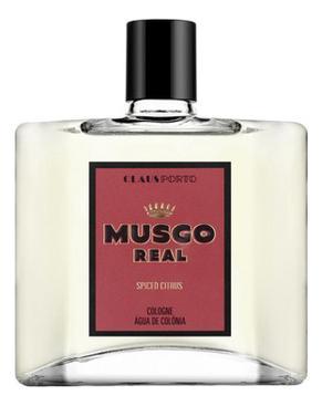 Claus Porto Musgo Real Spiced Citrus