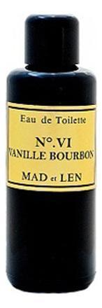 Mad et Len VI Bourbon Vanille